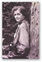 Rachel Carson in the summer of 1960