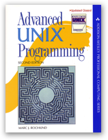 Advanced UNIX Programming 2nd Ed.